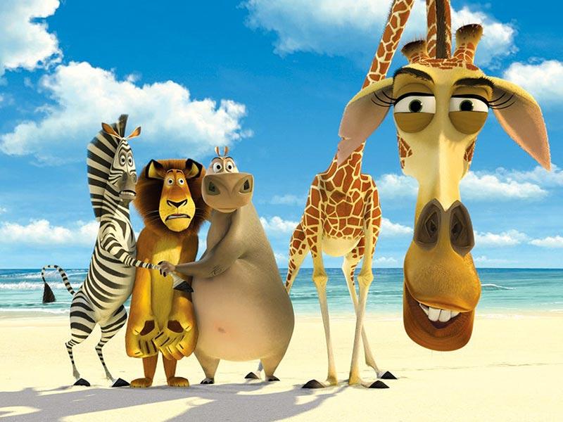 Madagascar&; tendrá una tercera parte