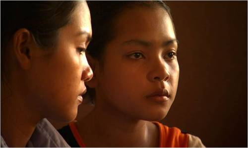 Young Cambodian girls are routinely sold to the sex industry by their poor ...