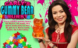 Carly's Gummy Bear Burst