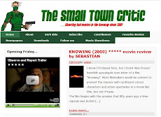 The NEW Small Town Critic!!!
