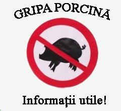 "Informatii utile despre ""Gripa Porcina"""