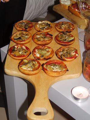 La recette des Tartelettes aux Courgettes