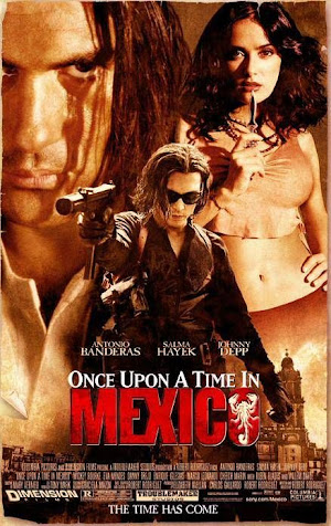 Once Upon a Time in Mexico Film