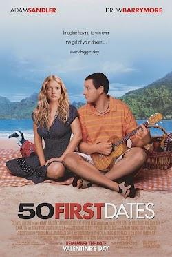 50 Lần Hẹn Vẫn Là Đầu Tiên - 50 First Dates (2004) Poster