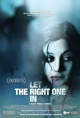 Let The Right One In - Låt den rätte komma in (2008) Poster