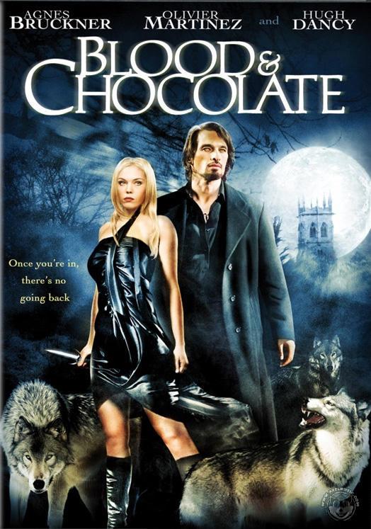 Blood and Chocolate La Marca del Lobo (2007)