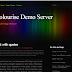 Colourise Blogger template - 2 columns