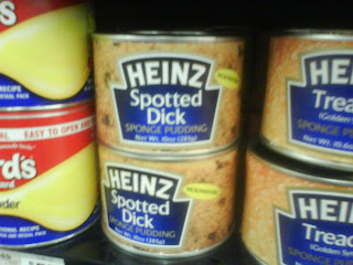 I spotted Spotted Dick for sale in Republic, Mo