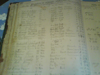 The Pulaski County Poor Farm Ledger