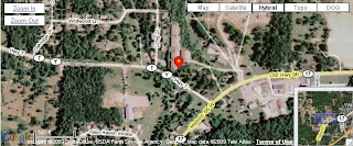 Click picture for larger view of Stories Cemetery's location in Pulaski County, Missouri