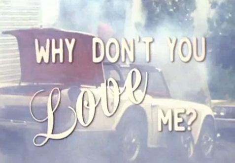 Beyoncé Why Don't You Love Me