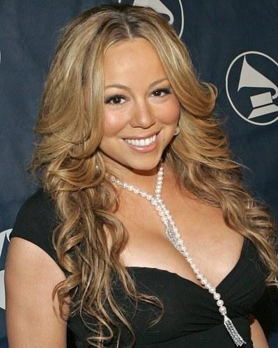 Mariah Carey ivre