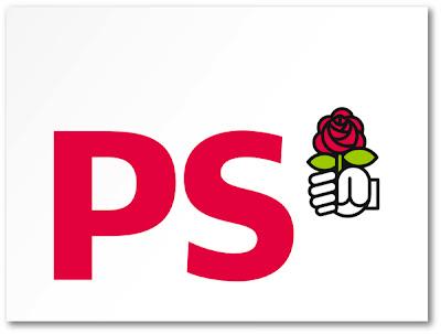 Nouveau logo du PS