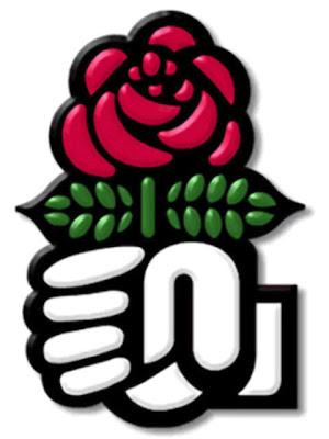 Ancien logo du PS