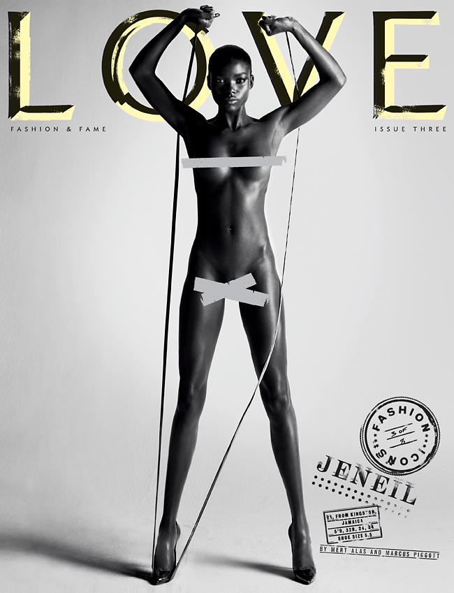 Jeneil Williams nue LOVE