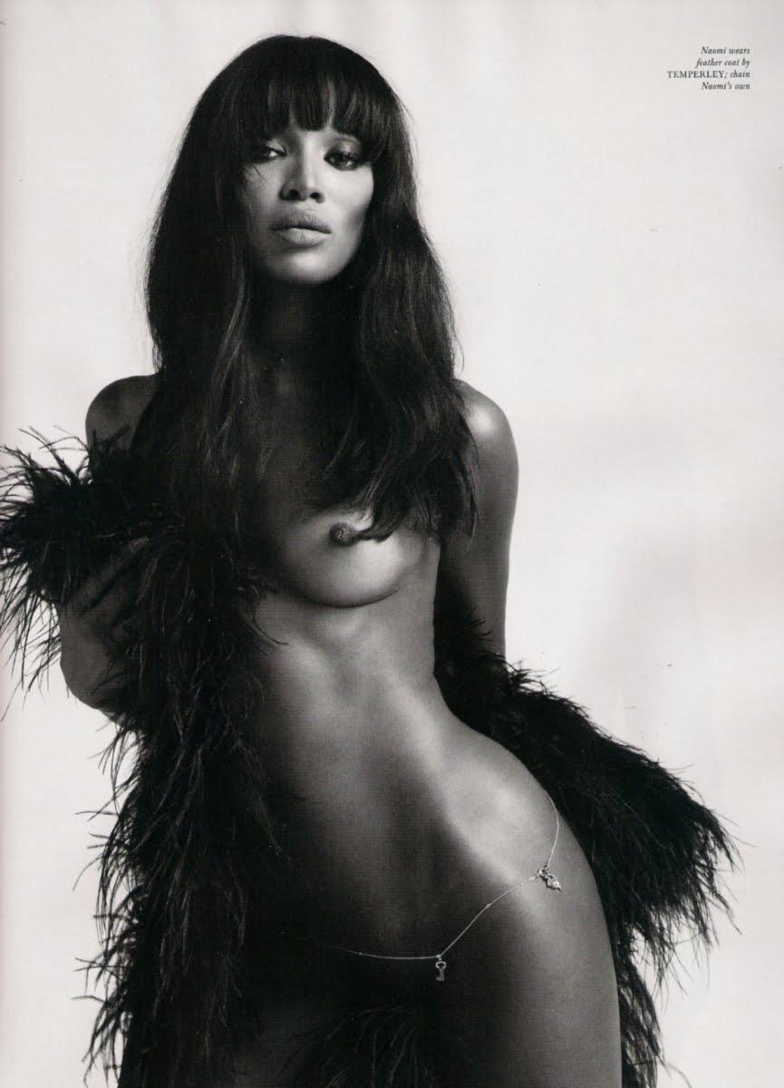 Naomi Campbell nue 1