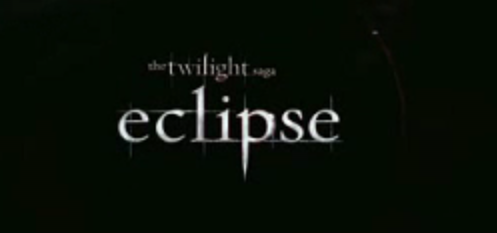Twilight 3 eclipse bande annonce trailer VOST