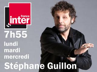 Stéphane Guillon et la série Sarkozy