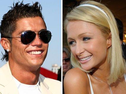 Paris Hilton et Cristiano Ronaldo (vidéo)