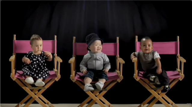 pub evian interview roller babies
