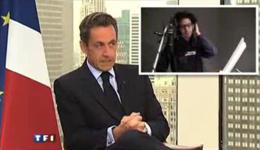 Manu Levy Sarkozy
