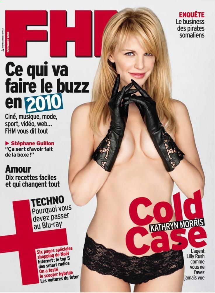 Kathryn Morris Lily Rush Topless