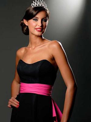 Miss France 2010 Malika Menard 4