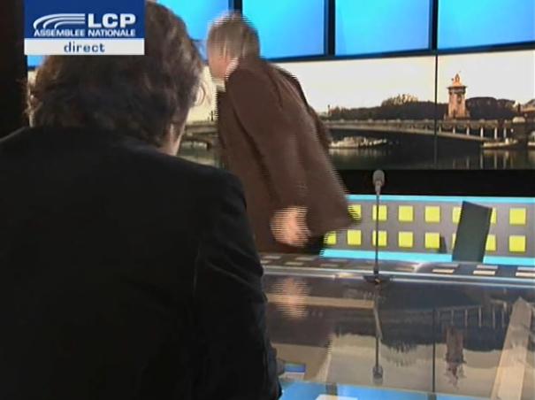 Clash Lefebvre Glavany