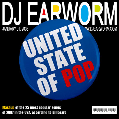 DJ Earworm United State of Pop 2009