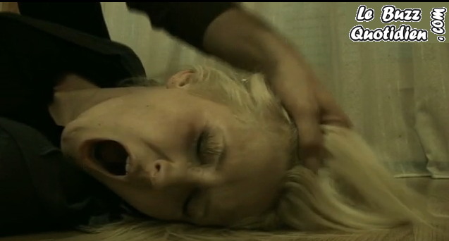 Tatiana Laurens spot choc violence conjugale vidéo