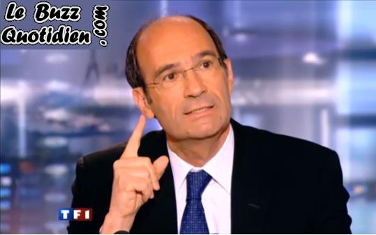 Eric Woerth JT 20H TF1 vidéo