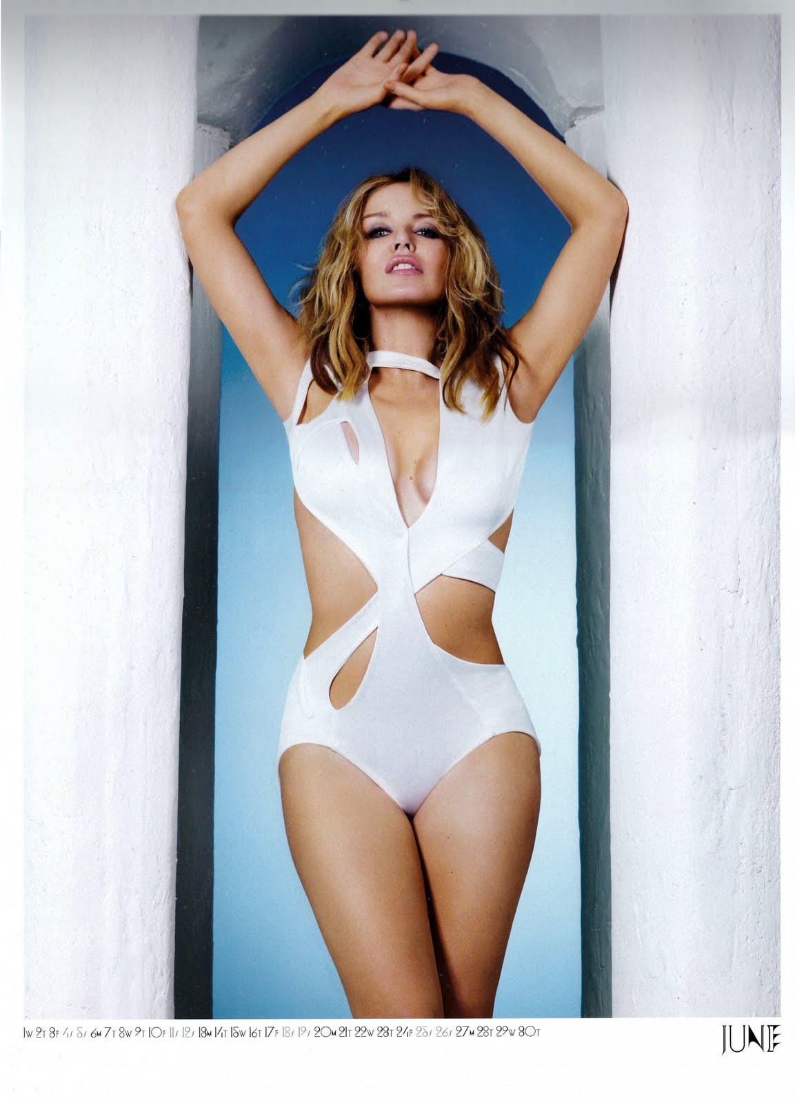 Kylie Minogue Calendrier 2011