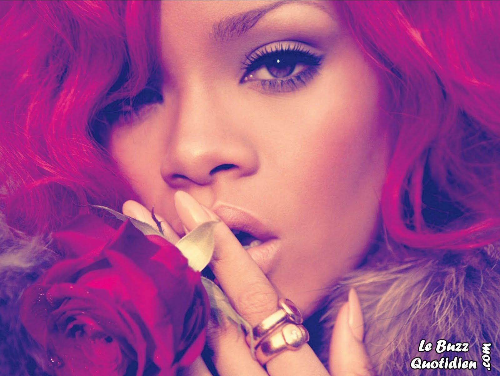 Rihanna nue
