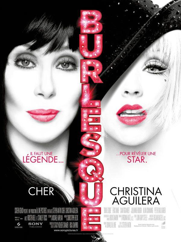 Burlesque bande-annonce Cher Christina Aguilera