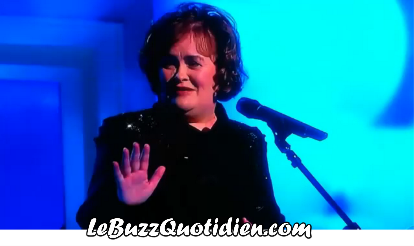 Susan Boyle The View