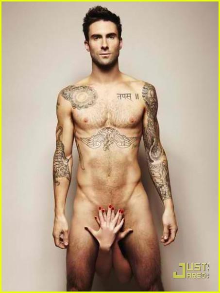 Adam Levine nu