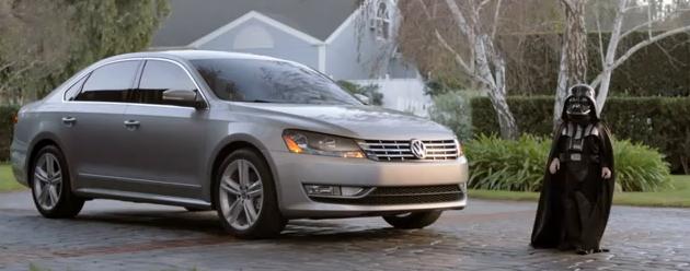 Dark Vador Volkswagen Passat