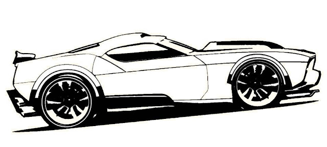 Imagens de carros de corrida para colorirPintar Desenhos