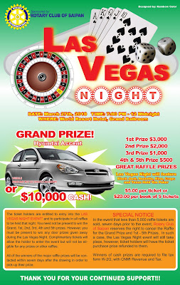 rotary club las vegas night