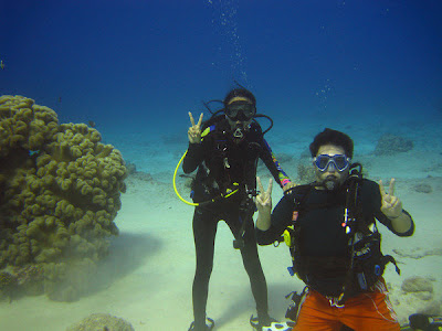 obyan beach shore dive