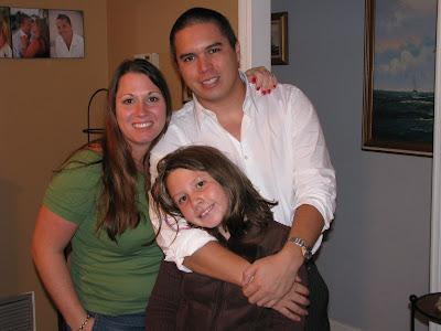 Sandra Tiana and Angelo