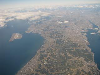 nagoya airport aerial