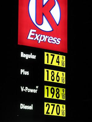florida gas prices