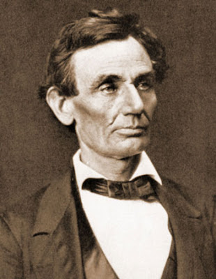 lincoln no beard