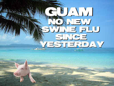 guam beach