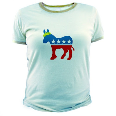 democratic donkey shirt