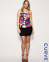 moda primavera-verano 2010 mujer en tallas grandes