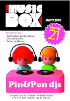 pin & pon djs-disjockeys en music box valencia