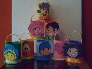 Cotillones infantiles - Almazuelas patrones gratis ...