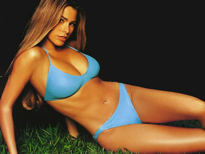 Sofia Vergara  on Sofia Vergara